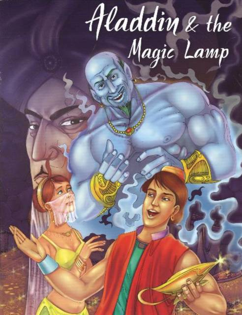 Alladin and the Magic Lamp
