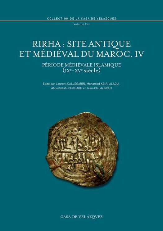 Rirha 153 Site Antique Et Medieval Du Maroc Iv