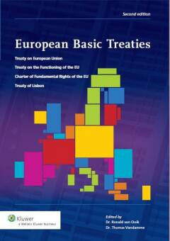 European basic treaties