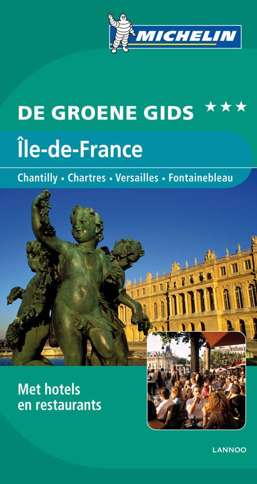 Michelin Groene Gids Ile-de-France