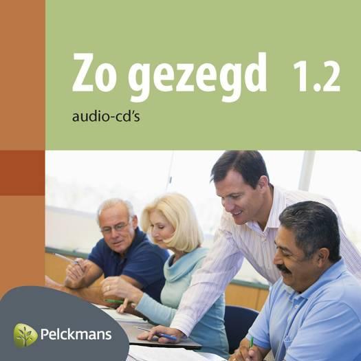 Zo gezegd 1.2 audio-cd's