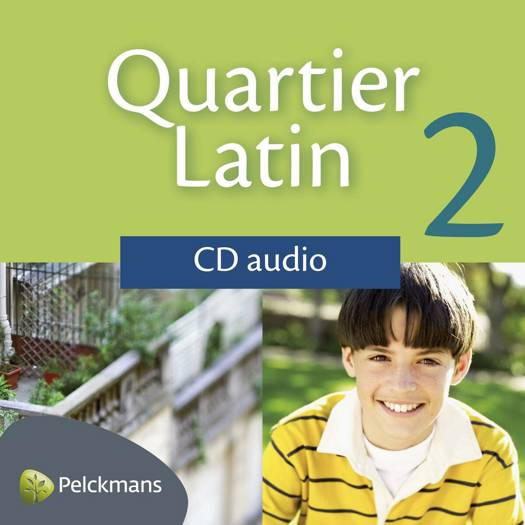 Quartier Latin 2 audio-cd's