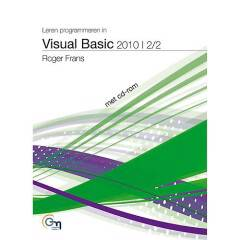 Leren programmeren in Visual Basic 2010 2/2