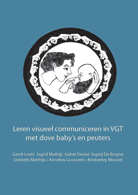 Leren visueel communiceren in VGT met dove baby's en peuters