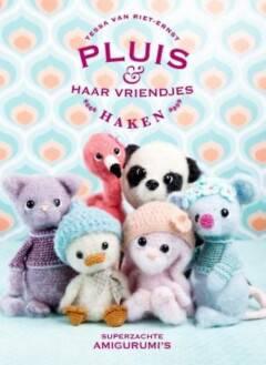 Amigurumi Monsters Tessa Van Riet : Amigurumi en minis Standaard Boekhandel