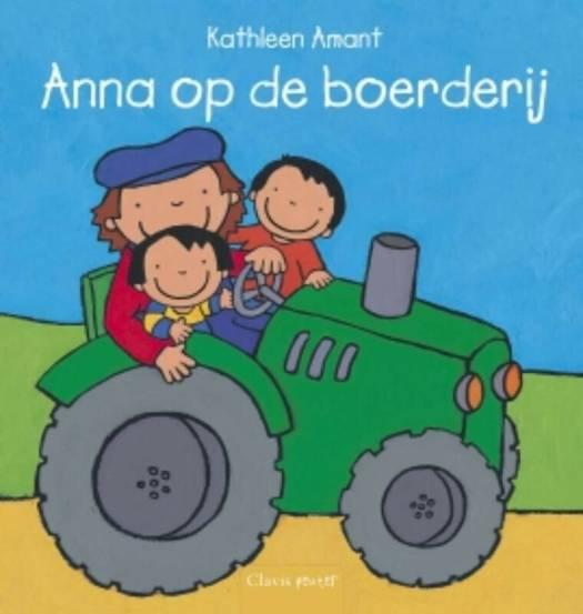 Anna op de boerderij