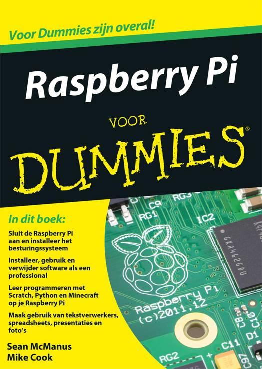 Raspberry pi voor dummies standaard boekhandel