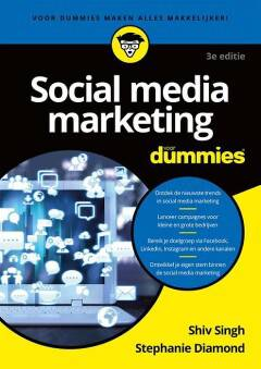 Social media marketing voor Dummies