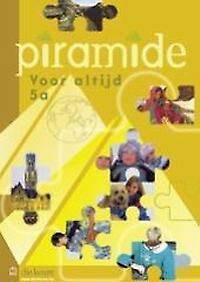 PIRAMIDE 5 - ONTHOUDBOEKJE 'VOOR ALTIJD' A