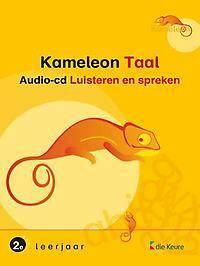 KAMELEON TAAL 2 - AUDIO-CD LUISTEREN EN SPREKEN