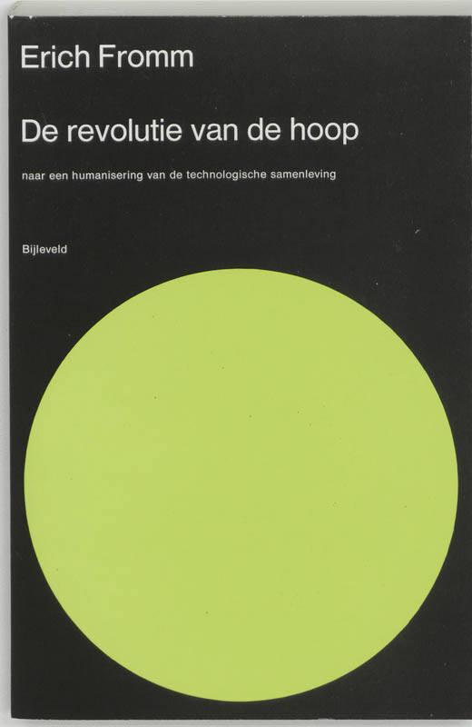 De revolutie van de hoop