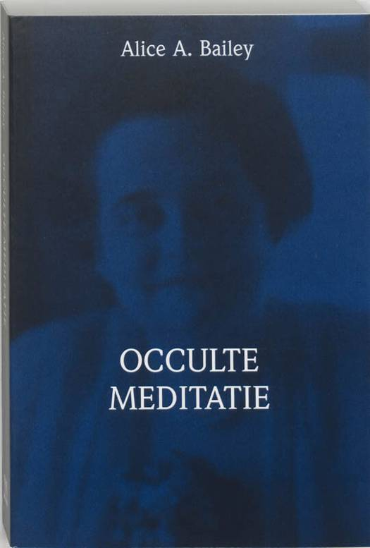 Brieven over occulte meditatie