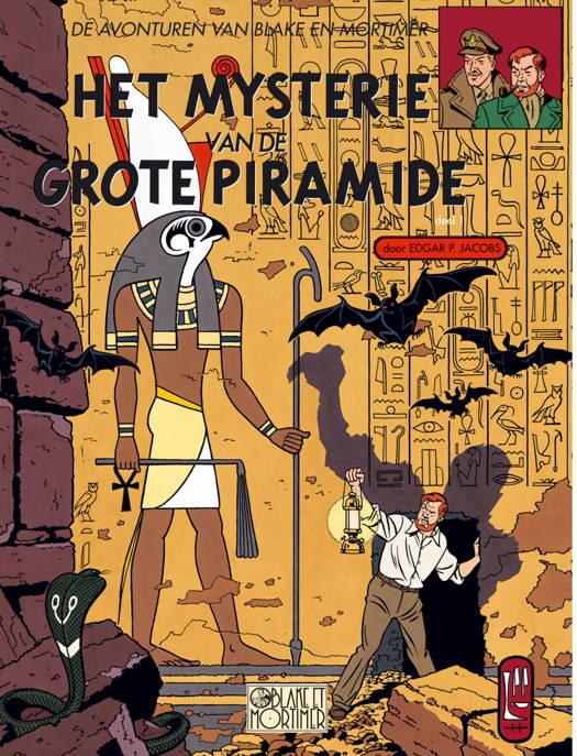 Het Mysterie van de grote pyramide deel 1