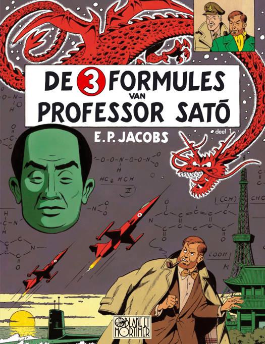 De 3 formules van Professor Sato