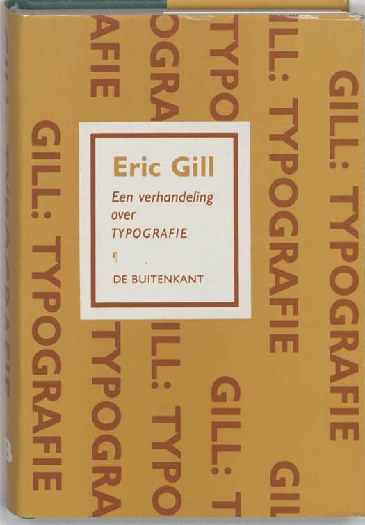 Een opstel over typografie