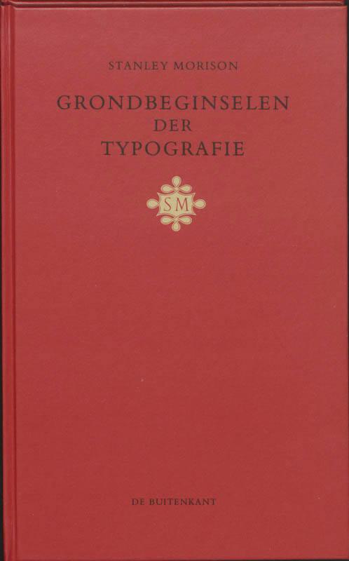Grondbeginselen der typografie