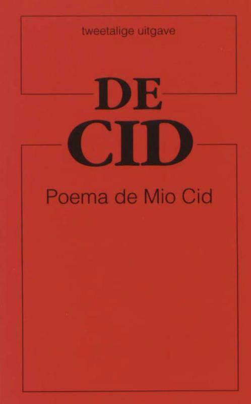 De Cid Poema de mio Cid