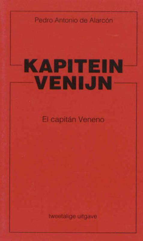 Kapitein Venijn El capitan Veneno