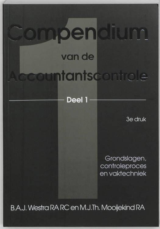 Compendium van de accountantscontrole 1