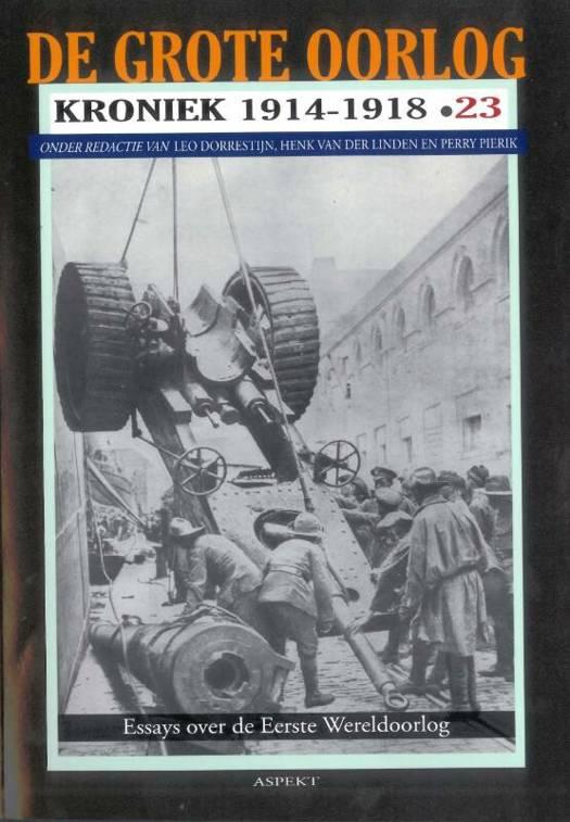 De Grote Oorlog, kroniek 1914-1918 23