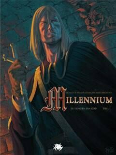 Millennium (INdruk) HC 1 De Honden Van God
