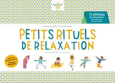 Chevalet Mémo ; Petits Rituels De Relaxation