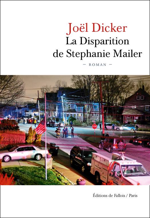 La Disparition de Stephanie Mailer
