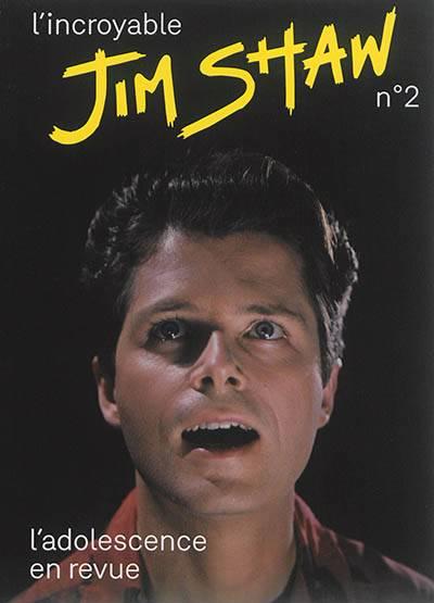 L'incroyable N.2 ; Jim Shaw ; L'adolescence En Revue