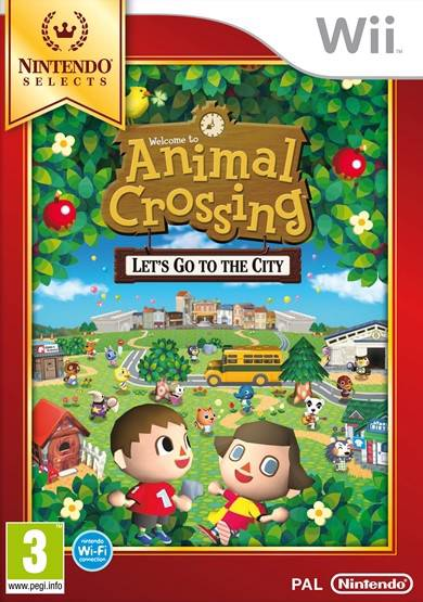 Animal crossing - Let's go the city