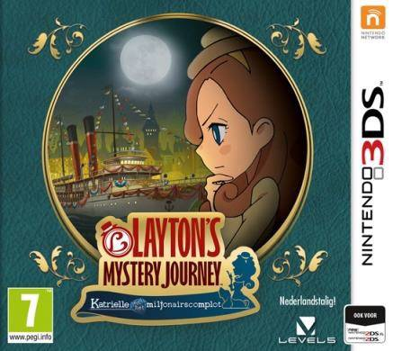 Laytons - Mystery journey