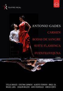 Spanish dances from the teatro real