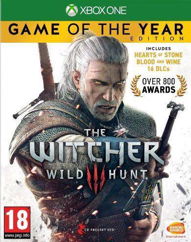 Witcher 3 - Wild hunt (GOTY edition)