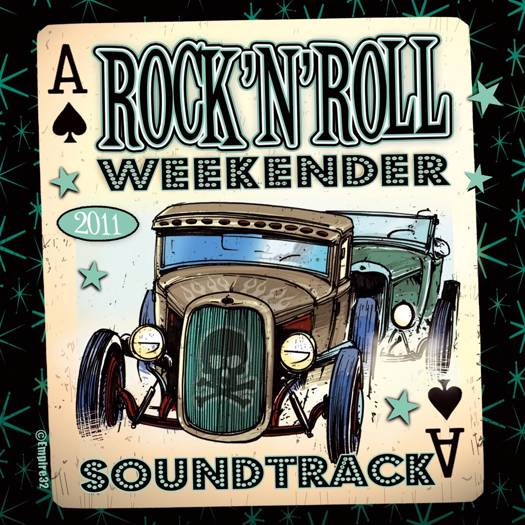 Texabilly Rockets - 20 Years Rollin' Down The Track