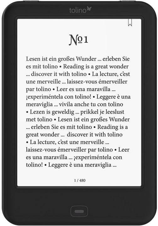 Tolino shine 2 HD e-reader