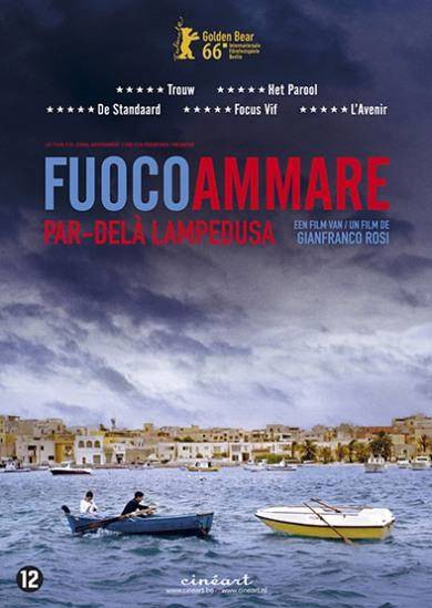 Fuocoammare (Cineart Collection)