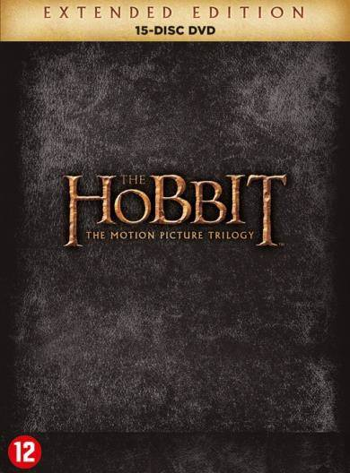 Hobbit trilogy extended edition