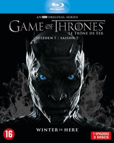 Game of thrones - Seizoen 7 (Limited edition)
