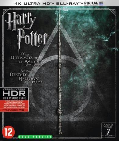 Harry Potter year 7 - The deathly hallows part 2