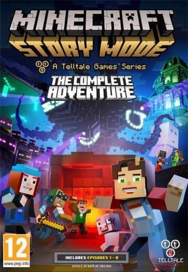 Minecraft - Story mode (complete adventure)