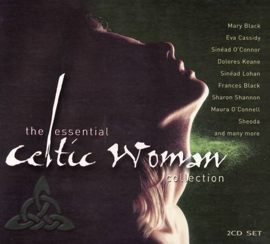 Essential celtic woman ..collection/w/mary black/sinead o'connor/eva cassidy/a
