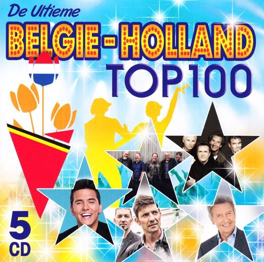 Ultieme belgie -.. .. holland top 100