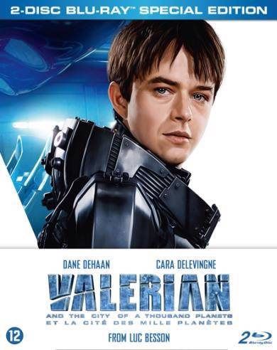 Valerian and the city of a thousand planets (Steelbook)