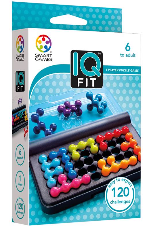 Smart games iq fit meertalig