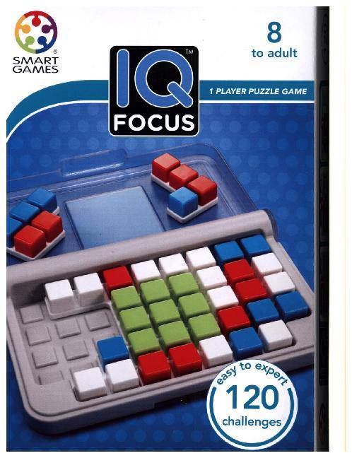 Smart games iq focus meertalig
