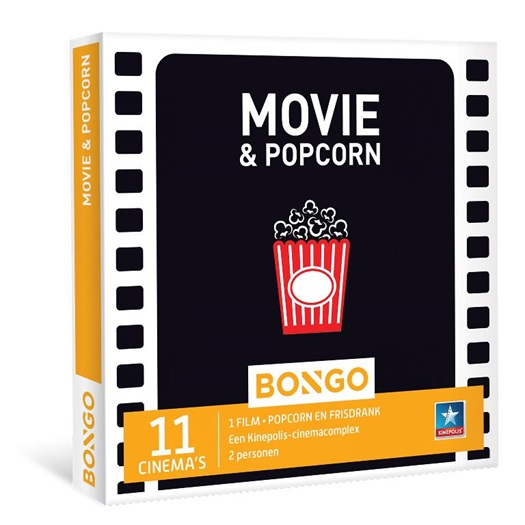Bongo Movie & Popcorn