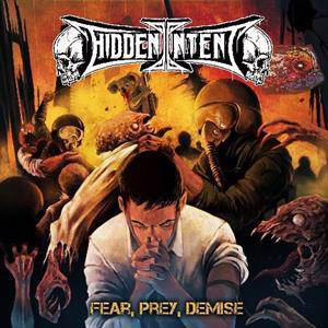 Fear, prey, demise furious thrash metal attack straight from down under!