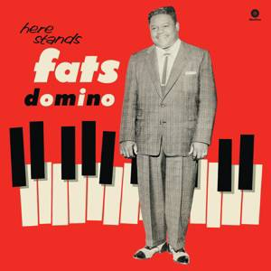 Here stands fats.. -hq- .. domino / 180gr. / incl. 2 bonus tracks & download