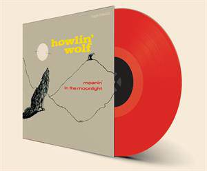 Moanin' in the moonlight limited edition in solid red colored vinyl/ 180gr.