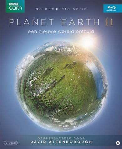 Planet Earth 2 bluray