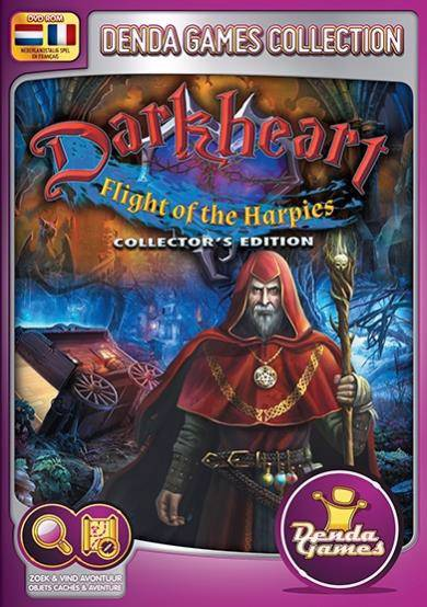 Darkheart - Flight of the harpies (Collectors edition)